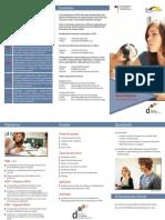 DSD Flyer Portugiesisch