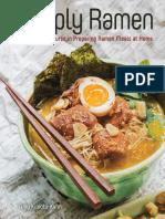 Simply Ramen a Complete Course in Preparing Ramen Meals at Home (1)