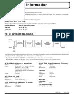 Boss VF1 Manual