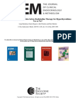 11. Letters of Editor Related to Hyperhyroidism