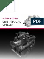 LG centrifugal chiller manual.