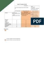 Project Planning Matrix Saptorenggo