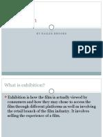 Exhibition Methods