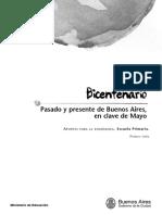 Bicentenario en Argentina
