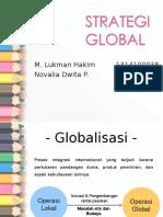 Strategi Global