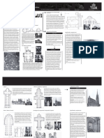 Arquitectura bizantina, románica y gótica