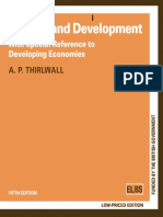 A. P. Thirlwall (auth.)-Growth and Development