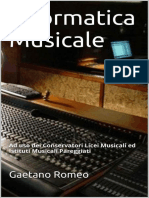 Informatica Musicale