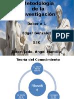 Metodología de La InvestigaciónD1