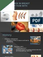 Reconstrucción mamaria con expansores - Novedades