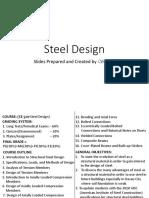Steel Design (2)