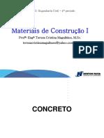 M+¦dulo DURABILIDADE CONCRETO