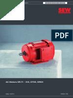 SEW AC Motoren Catalog