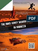 Road Junky Sahara Retreat