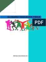 Glosario Educacion Fisica