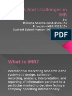 IMR PPT (1)