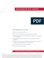 Westpack JUN 14 Australia & NZ Weekly