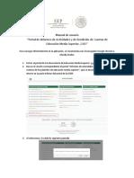 Manual Para Elaborar Rendicion-cuentas 2016