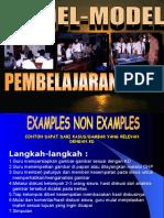 Model Pembelajaran Aktif