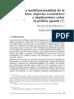 Multifuncionalidad Ignacio Atance