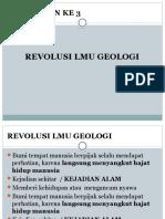 3. Revolusi Lmu Geologi