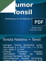 WINDA - Tumor Tonsil