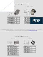 Pipe Fittings to BS1740 150lb