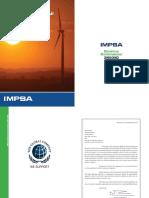 IMPSA - Reporte de Sustentabilidad 2010-12