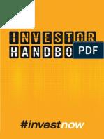 Investor Handbook