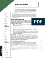 LEO Partial-Quotients Division Pp 62-65   MATH TIPS