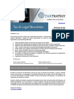 2016-11-08 Newsletter Taxtrategy