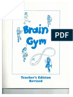 Brain Gym Book Scan