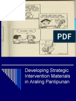 Developing Strategic Intervention Materials - Copy