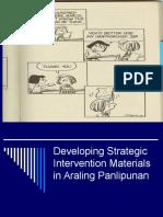 Developing Strategic Intervention Materials - Copy