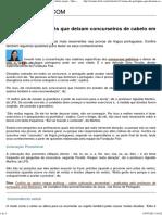 5 Temas de Português Que Deixam Concurseiros de Cabelo Em Pé - Guia Do Concurso Público