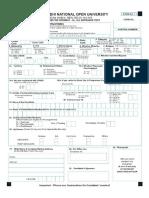 OPENMAT Entrance Test Form XL and XLI