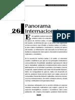 Compendio Estadistico Peru 2015 Panoreama Internacional