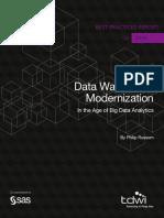 Data Warehouse Modernization TDWI