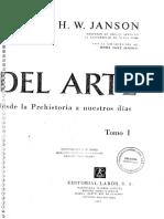 Janson, H.W - Del arte