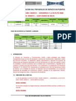 Plan de Conservacion Vial (Pte Larano)