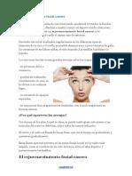 Rejuvenecimiento Facial Casero1