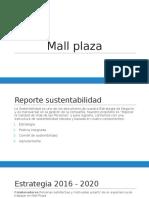 Sostentabilidad Mall Plaza