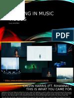 Lighting in Music Videos