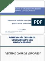 Remediación de Suelos- Hidrocarburos