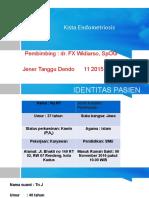 Kista Endometriosis - JENER T DENDO (11 2015 391)