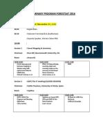 Updated ForestSAT2016 Program