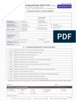 Gmi Application Form
