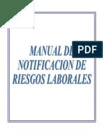 16- Manual Notificación de Riesgo