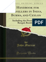 A Handbook for Travellers in India Burma and Ceylon 1000071653