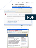 Servidor Virtual con VMware ESXI v4
